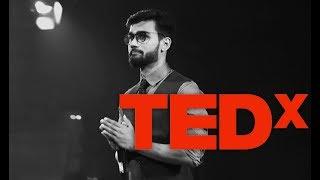 Know No Bound   TEDx Show Delhi   Sarvam Patel   Sand Artist