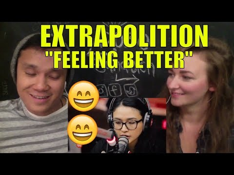 """Extrapolation performs """"Feeling Better"""" LIVE on Wish 107.5 Bus REACTION"""