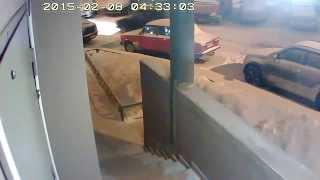 [Авто Скручивающих номера] Видео снятия номеров с целью выкупа номеров в микрорайоне Новая Трехгорка(, 2015-02-13T07:15:21.000Z)