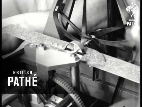 'big Ben Story' - Dents, The Actual Makers Of The Big Ben Clock  (1959)