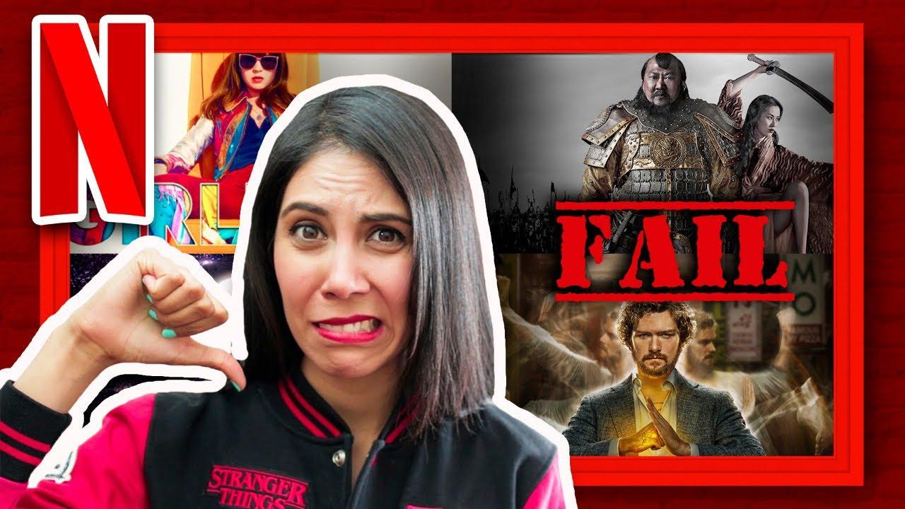 Download Los 10 FRACASOS inesperados de Netflix