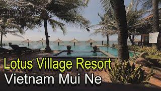 Из Нячанга в Муйне Отель Lotus Village Resort обзор номера ЧАСТЬ 1 Вьетнам до коронавируса