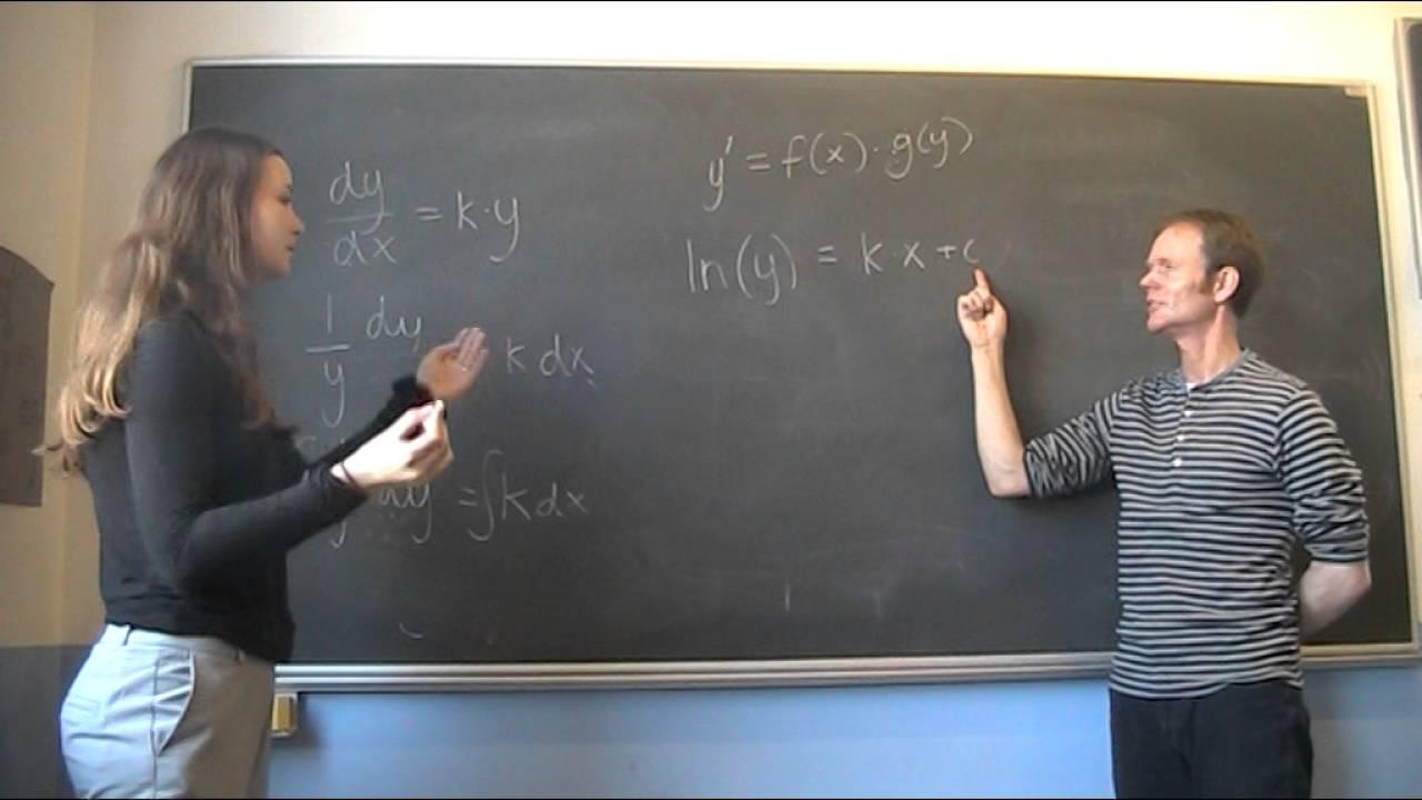 Differentialligning (Freja)
