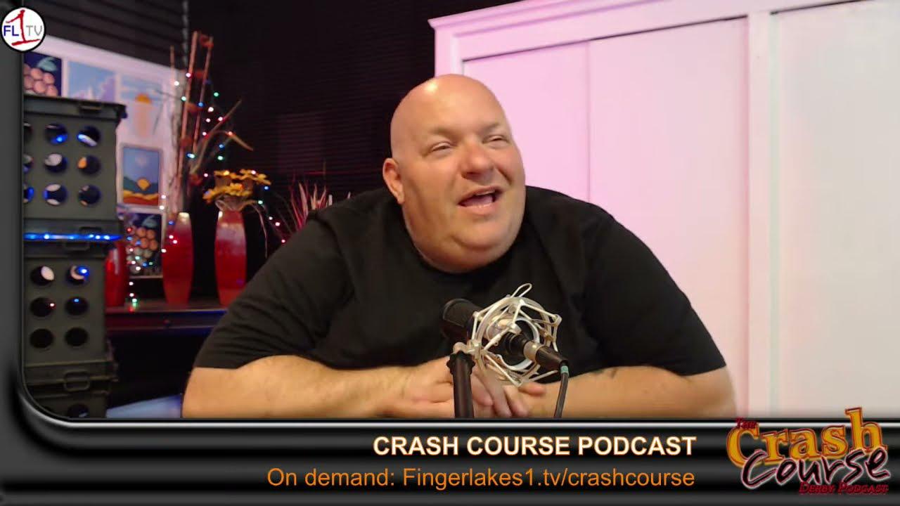 Crash Course #358: King, Delles, Tosco (PODCAST)