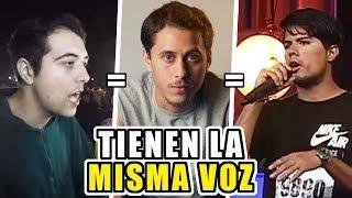 RAPEROS CON LA MISMA VOZ QUE CANSERBERO   SORPRENDENTES IMITACIONES (y más) thumbnail