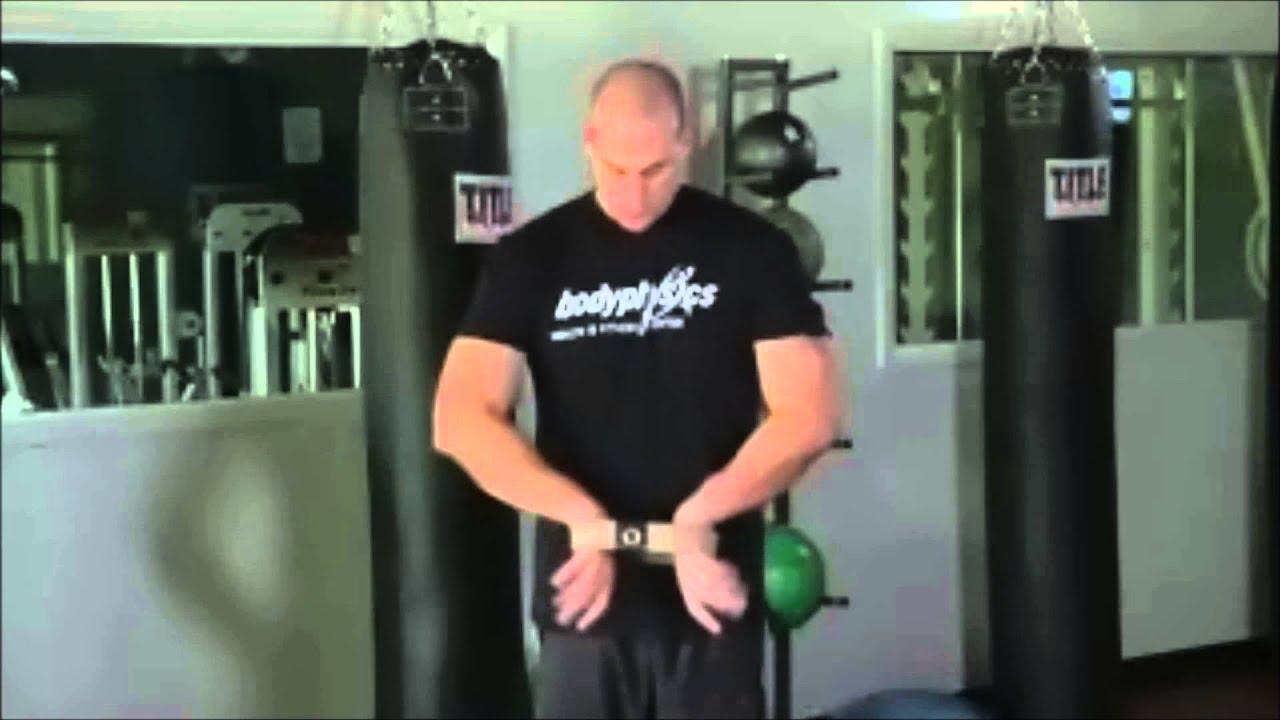 Prueba Muscular del Triceps Braquial - YouTube