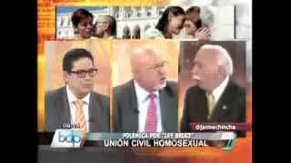 Debate Proyecto de Union Civil