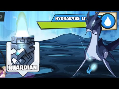 Battling the Water Guardian - Hydrabyss | Mino Monsters 2 | iOS, Android