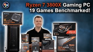 1440p Gaming Pc Deal Ryzen 7 3800x Rx 5700 Xt 19 Games Tested Youtube