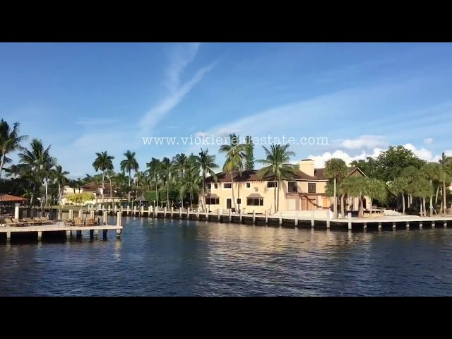 Ft. Lauderdale Waterfront Homes Video