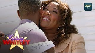 Kym and Marlon Wayans Reunite on the Set | Raising Whitley | Oprah Winfrey Network