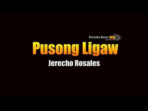 Pusong Ligaw - Jerecho Rosales (KARAOKE)