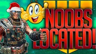 CHRISTMAS NOOBS!!! (Black Ops 4)