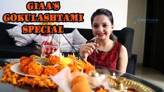 Giaa Manek celebrates Gokulashtami  with India-Forums