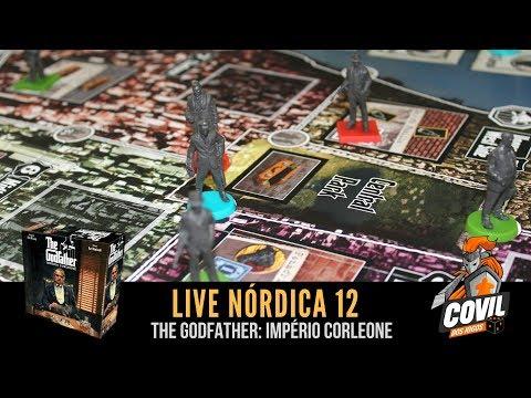 Covil dos Jogos - Live Nórdica 12 (The Godfather: Império Corleone)