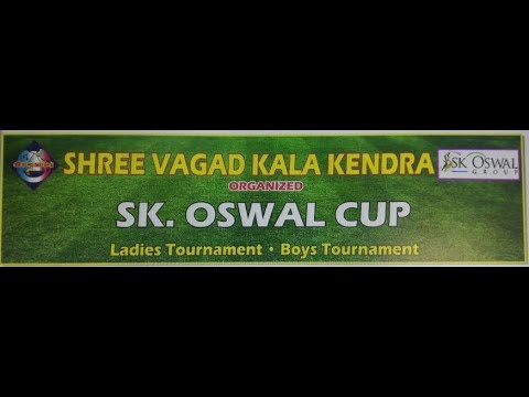 VAGAD KALA KENDRA- S K OSWAL CUP - LADIES CRICKET TOURNAMENT 2018  AT AETHER TURF, JVPD Ground, JUHU