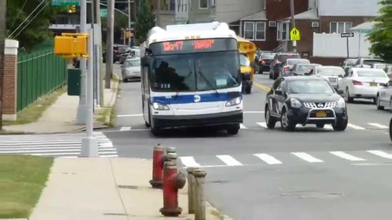 MTA Bus: 2015 New Flyer XD40 Xcelsior Q47 Bus #7475 at Metropolitan ...