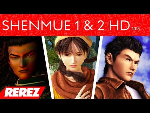 Shenmue 1 & 2 HD: The Classics Reborn...