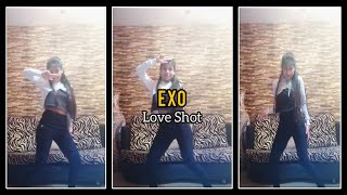 EXO 엑소 - Love Shot | Kpop Dance Cover | First Verse Only