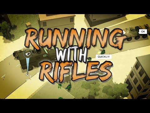 Running With Rifles - Blue = Grey??