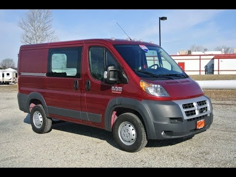 2014 Ram Promaster 1500 Low Roof 118wb For Sale Dealer