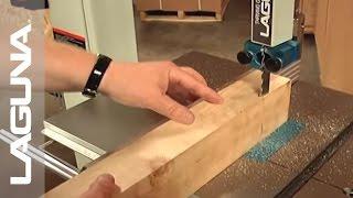 Woodworking - Laguna Tools Bandsaw