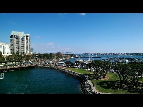 Travel Vlog   2016   United States - San Diego