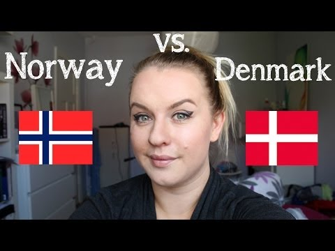 NORWAY VS. DENMARK