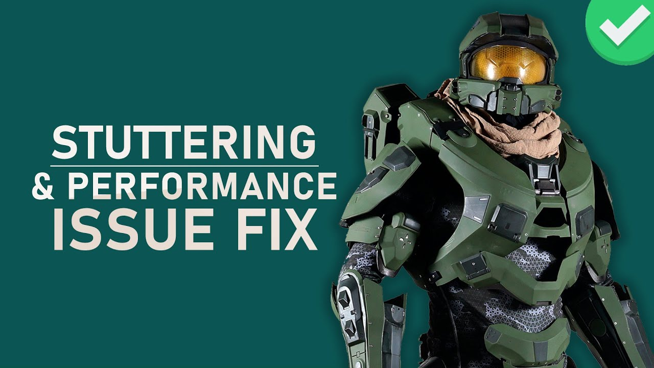 Halo Infinite: How to Fix Low FPS, Lag, Frame Pacing, Stutters ...