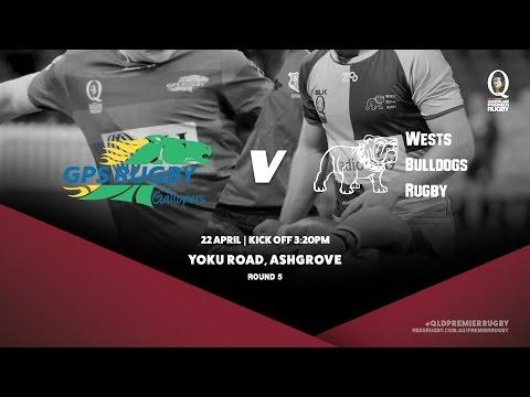 Queensland Premier Rugby R5: GPS v Wests