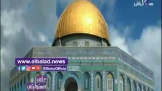 شاهد.. هدية حكيم للإعلامي أحمد موسى في ذكرى المولد النبوي الشريف