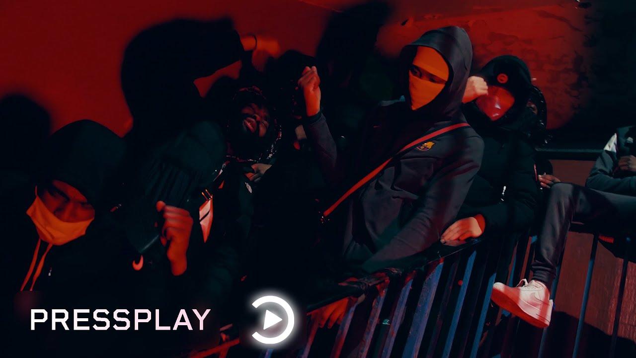 Download #Hoxton LSav - Spilling (Music Video) Prod By DT5 X Senseii   Pressplay