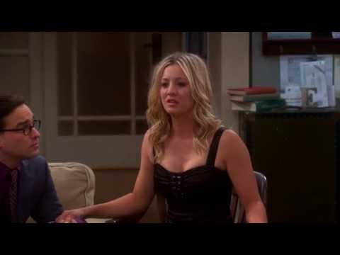 TBBT S06E19 - Party at Sheldon & Leonard's apartment - with Penny's vibrating pet toy???