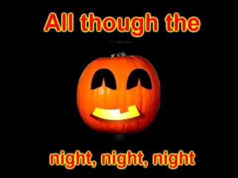 His Name Was Jack (Halloween pumpkin song)