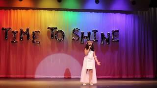 Trolls -Get Back up Again -Karaoke Live performance