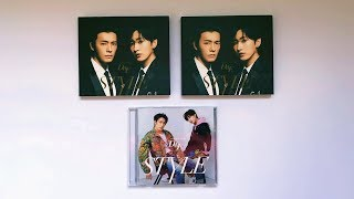 UNBOXING スーハ?ーシ?ュニア D&E Super Junior D&E 2nd Japanese Album Style (All Ver)