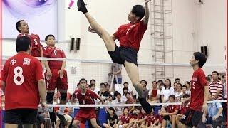 How oldsters play Jianzi - Best Jianzi tricks freestyle
