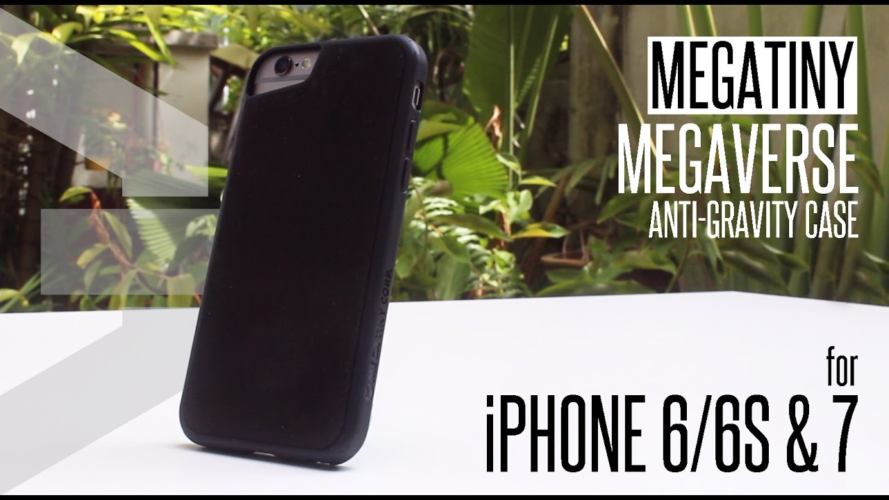 wholesale dealer 3e103 9ab18 Mega Tiny Corp Anti-Gravity Case Review | iPhone 6/6S & 7 #20