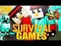 Minecraft: Survival Games - Baiatul Cu DIAMANTE?! [Ep.248]