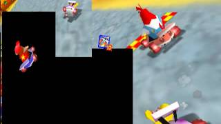 Diddy Kong Racing - Glitches #04