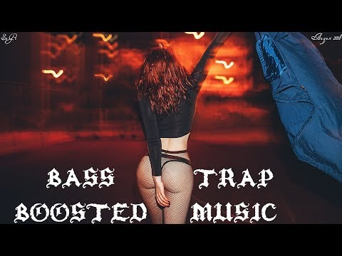 SaGi - Bass Boosted Trap Music Mix (August 2018)