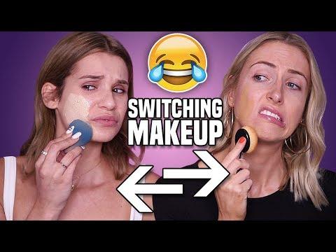 MAKEUP BAG SWAP w/ SYLVIA GANI || YouTube  Tea , Stress, Worst Makeup & MORE