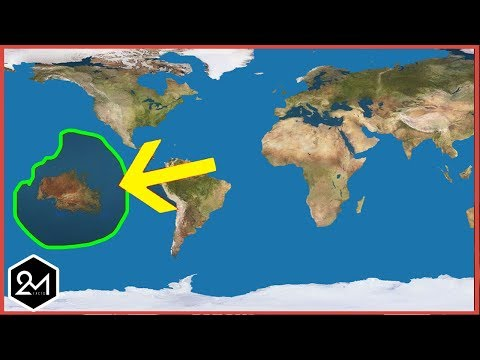 Discovery Of The Unbelievable 8th Continent In North Pacific Ocean