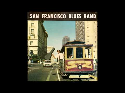 San Francisco Blues Band - San Francisco Blues Band (1980)