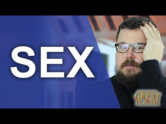 Great Roleplayer Sex and love and how to do it in your RPG