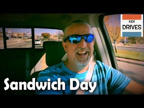 Ken Drives: Sandwich Day