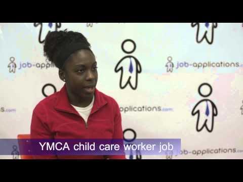YMCA Interview - Childcare Worker