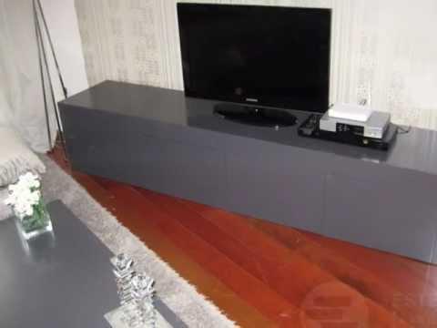 Muebles de tv a medida por ebanisteria estevez en madrid for Muebles a medida madrid