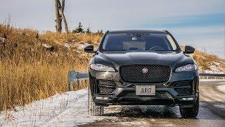 2018 Jaguar F-Pace 2.0d AWD Diesel R-Sport - Review