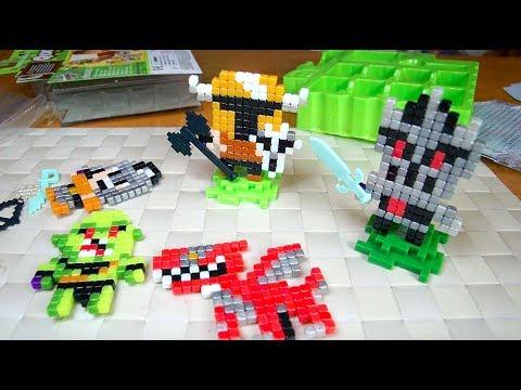 7850177273f1 Квикселс Королевство - Рыцари - Qixels Kingdoom - Набор для творчества -  Пиксельные игрушки Квиксели. Конструкторы ...
